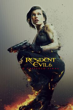 Watch Resident Evil: The Final Chapter Full-Movie