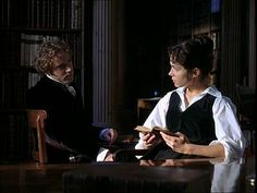 Alessandro Nivola and Frances O'Connor as Henry Crawford and Fanny Price, Mansfield Park, 1999