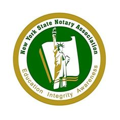 New York State Notary Public Association Notary Classes