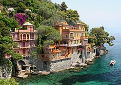 Portifino, Italy .. another site to visit on my dream Italian vacay