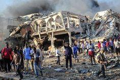 Somalia: decretan 3 días de duelo tras doble atentado terrorista