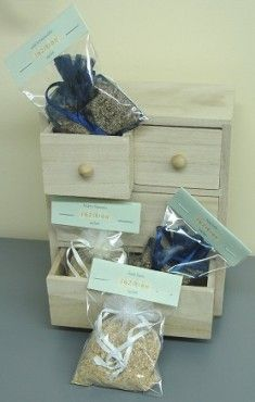 Drawer Sachets http://www.in2itionskin.us/scents/home-scents/potpourri-drawer-sachets.html