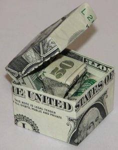 50 Ideas origami money ring dollar bills for 2019 Origami Star Box, Origami Love, Origami Fish, Money Origami, Origami Design, Origami Paper, Origami Things, Origami Turtle, Origami Folding