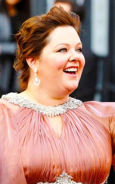 Melissa McCarthy. I'm not gonna lie, Gilmore Girls would not have been the same without her.