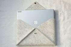 Envelope Laptop Cover by Burda