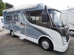 Dethleffs Globebus I4 - For Sale - New & Used Motorhome & Campervan…