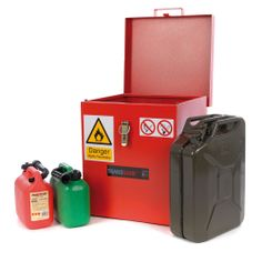 Model TRB1 Ideal for the safe storage of chemical or flammable equipment Fully comply to all regulations for transporting or static storage Provision for padlock on front (not included) See more at: http://shop.hsil.co.uk/p-4158-transbank.aspx#sthash.YbcfKTjn.dpuf  #TransBank #Hazardous #Flammable