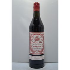 $13, DOLIN VERMOUTH DE CHAMBERY ROUGE FRANCE 750ML