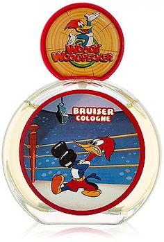 First American Brands Kids Woody Woodpecker Bruiser Perfume, 1.7 Ounce