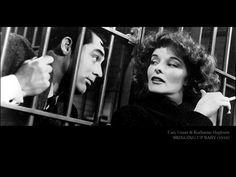 Kate Hepburn and Cary Grant (Bringing up Baby)