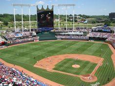 Kauffman Stadium, Kansas City