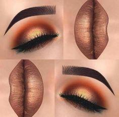 Eye Makeup Tips.Smokey Eye Makeup Tips - For a Catchy and Impressive Look Smokey Eyes, Smokey Eye Makeup, Eyeshadow Makeup, Lip Makeup, Beauty Makeup, 1980 Makeup, Retro Makeup, Makeup Inspo, Makeup Inspiration