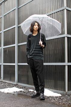 clean and simple harajuku tokyo streetstyle.