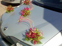 Dekoracje na samochód