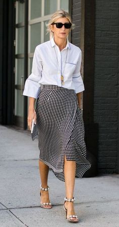 80s Fashion, Work Fashion, Modest Fashion, Skirt Fashion, Korean Fashion, Fashion Outfits, Womens Fashion, Fashion Hair, French Fashion
