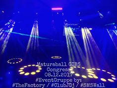 Maturaball GIBS Congress 08.12.2017 #EventGruppe by: #TheFactory / #ClubJDj / #SMSWall