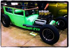 1927 Ford Sedan Hot Rod