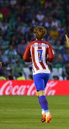 Antoine contre le match Real Betis 14.05.17
