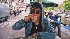 Amsterdam coffee is very bueno. by yellowmellowmg