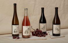 Bio Weingut ZAHEL by moodley Label Design, Packaging Design, Branding Design, Warm Color Schemes, Photo Composition, Amazing Nature, Wine Rack, Wines, Brand Design