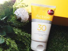 Protetor Solar Actine Antioleosidade FPS 30