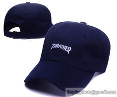 A1502 Thrasher Caps Strapback Hats Golf Caps Navy|only US$6.00 - follow me to pick up couopons.