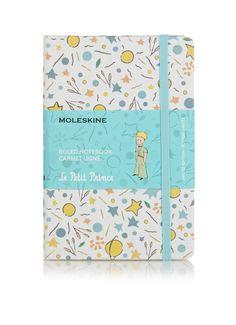 Le Petit Prince pocket notitieboek van Moleskine