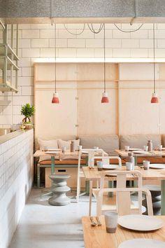 Ruyi restaurant by Hecker Guthrie