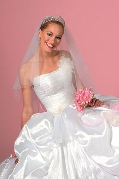 beautiful romantic dresses | Romantic Pink Wedding Dresses | Fashion and Wedding Dress Collection