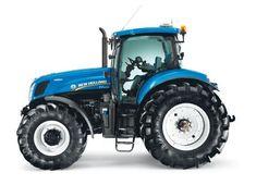 Hightech-Traktor New Holland T7: Automatisch pflügen, säen, ernten - Bild 10 - SPIEGEL ONLINE - Auto Spiegel Online, New Holland, Trucks, Vehicles, Tractors, Commercial Vehicle, Messages, Economics, Pictures