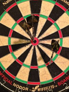 Dart game aug 28/13