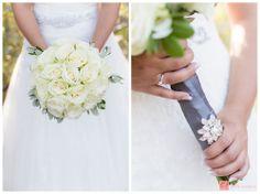 Bridal bouquet with brooch - Brudebukett med brosje Lace Wedding, Wedding Dresses, Bouquet, Brooch, Bridal, Fashion, Bride Dresses, Moda, Bridal Gowns