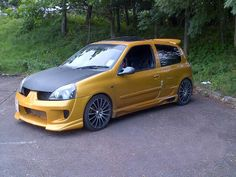 modified renault 255bhp clio 172 cup turbo 2003 picture renaultsport pinterest cars cups. Black Bedroom Furniture Sets. Home Design Ideas