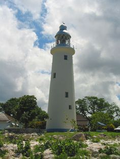South Negril Point lighthouse [1894 - Negril, Jamaica]