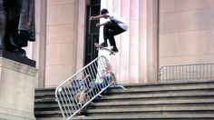 Skating NYC: 'Joyride' By William Strobeck | First Look http://stupidDOPE.com/?p=341850 #stupidDOPE