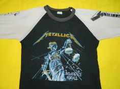 ...and Justice for All. #metallica