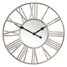 Bilquisse Wall Clock from Z Gallerie