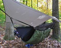 Hammock Camping Part I: Advantages & disadvantages versus ground systems - Andrew Skurka