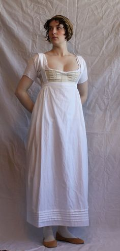 Diary of a Mantua Maker: Below the Gown - strapped petticoat die Unschuld