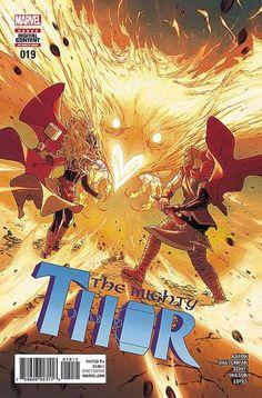 Marvel Comics, Marvel Comic Books, The Mighty Thor, Story Writer, Marvel Women, Comic Covers, Marvel Universe, Cover Art, Artist
