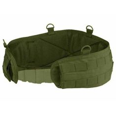 c3c226fe1c60 Gen II Battle Belt Color- OD Green Hunting Packs