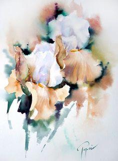 Fleurs - Jean Claude Papeix
