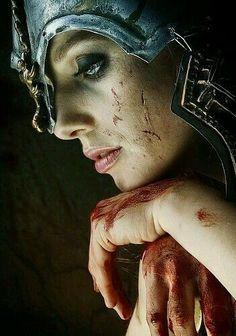 Warrior.........Not Broken!