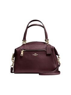 BuyCoach Prarie Leather Satchel Bag 016b563e56f09
