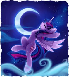 Night dancer by MagnaLuna on DeviantArt My Little Pony Twilight, My Little Pony Princess, Mlp My Little Pony, My Little Pony Friendship, Princesa Twilight Sparkle, My Little Pony Wallpaper, Little Poni, Imagenes My Little Pony, Mlp Fan Art