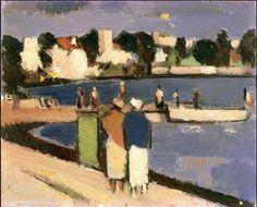 John D. Fergusson- Scottish Colourist School