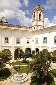Convento do Carmo Salvador, Bahia