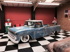 1963 chevy c10 truck hot rod pick up freshly built bagged 350 v8 sbc not f100 in Cars, Motorcycles & Vehicles, Classic Cars, American   eBay