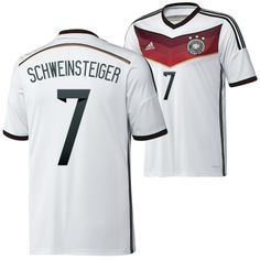 Germany 2014 World Cup Soccer jersey (7 Schweinsteiger)-Varieties of stylish Germany 2014 World Cup Soccer jersey (7 Schweinsteiger) of highly appreciated quality are sold with a discounted price and free shipment. Save your money with Germany 2014 World Cup Soccer jersey (7 Schweinsteiger) in our online shop and express your love to 2014 World Cup.- http://www.uswmis.com/germany-2014-world-cup-soccer-jersey-7-schweinsteiger-uswmiscom-p-2346.html