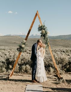 DIY I Do-ers: You Could *Totally* Make these Wedding Backdrops - Green Wedding Shoes # diy wedding backdrop DIY I Do-ers: You Could *Totally* Make these Wedding Backdrops Wedding Ceremony Ideas, Diy Backdrop, Wedding Ceremony Backdrop, Wedding Backdrops, Wedding Arches, Ceremony Arch, Wedding Ceremonies, Ceremony Decorations, Outdoor Ceremony